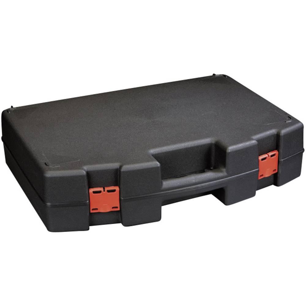 Alutec 56640 box na nářadí plast černá, červená