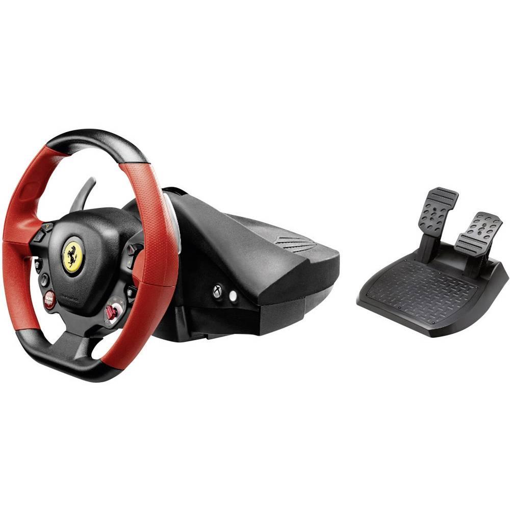 Thrustmaster Ferrari 458 Spider volant Xbox One černá vč. pedálů