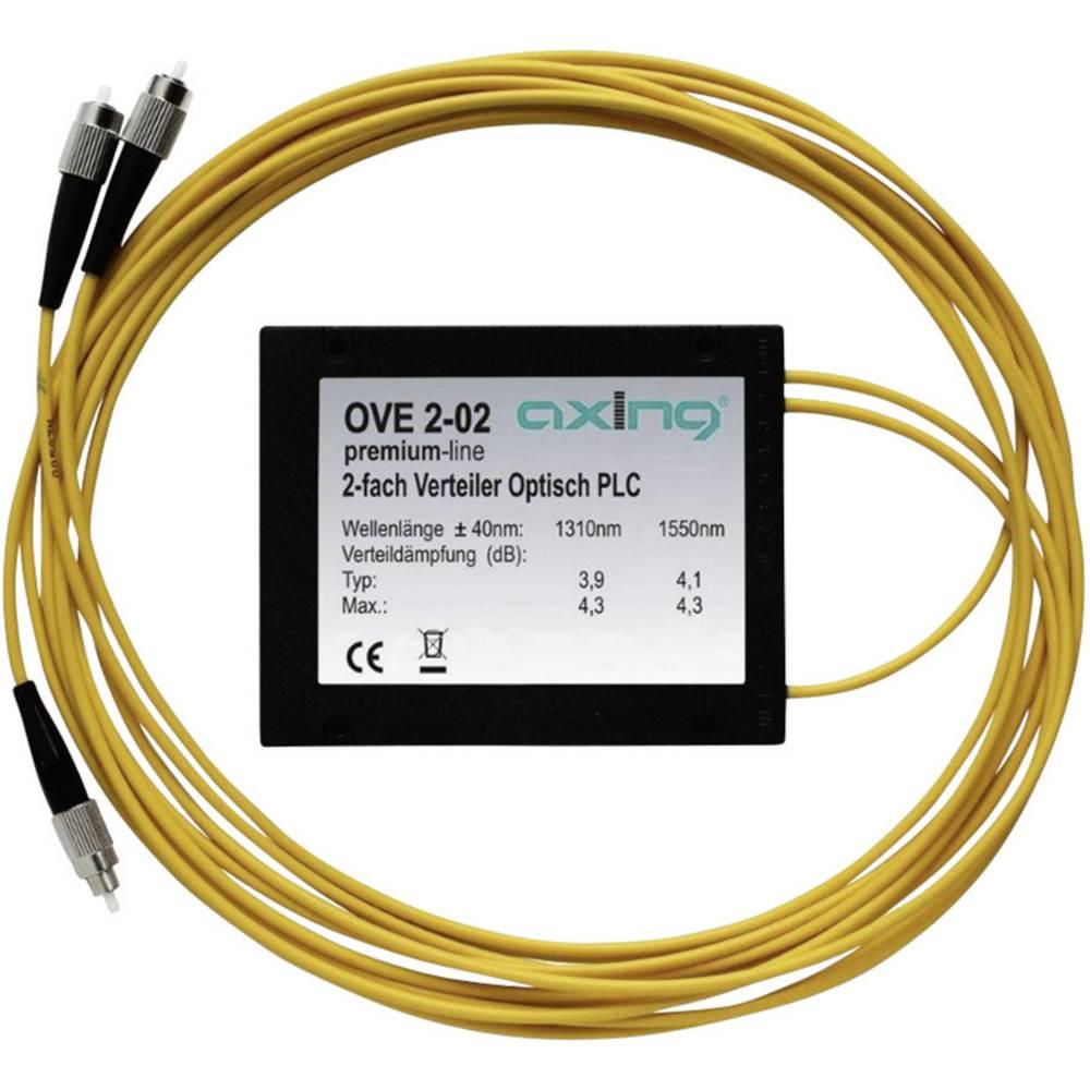 Axing OVE 2-02 satelitní rozdělovač dvojitý