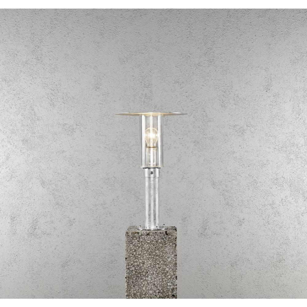 Konstsmide 661-320 Mode venkovní stojací osvětlení žárovka, úsporná žárovka E27 60 W ocelová