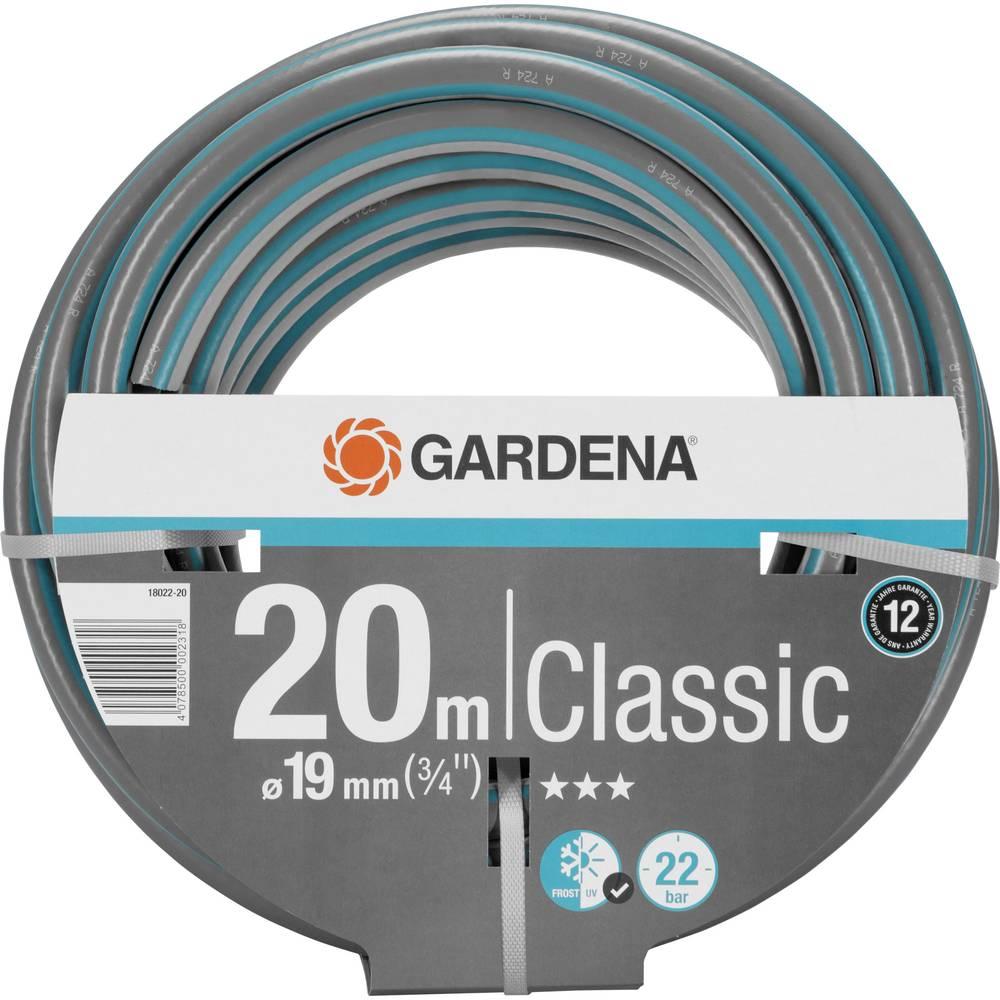 GARDENA 18022-20 19 mm 3/4 palec 20 m šedá, modrá zahradní hadice