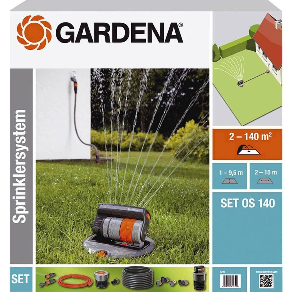 GARDENA 08221-20 OS 140 výsuvný zavlažovací systém 2 - 140 m²