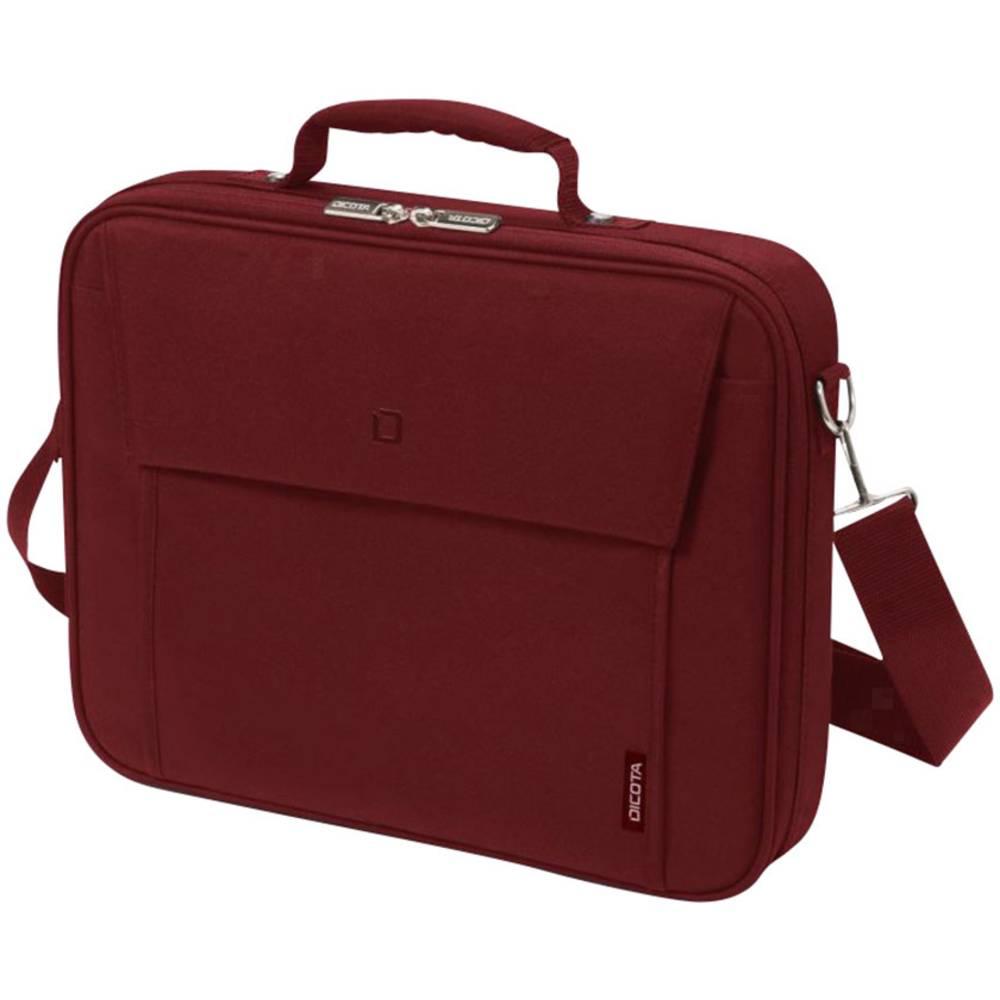 "Dicota brašna na notebooky Multi Base s max.velikostí: 43,9 cm (17,3"") červená"