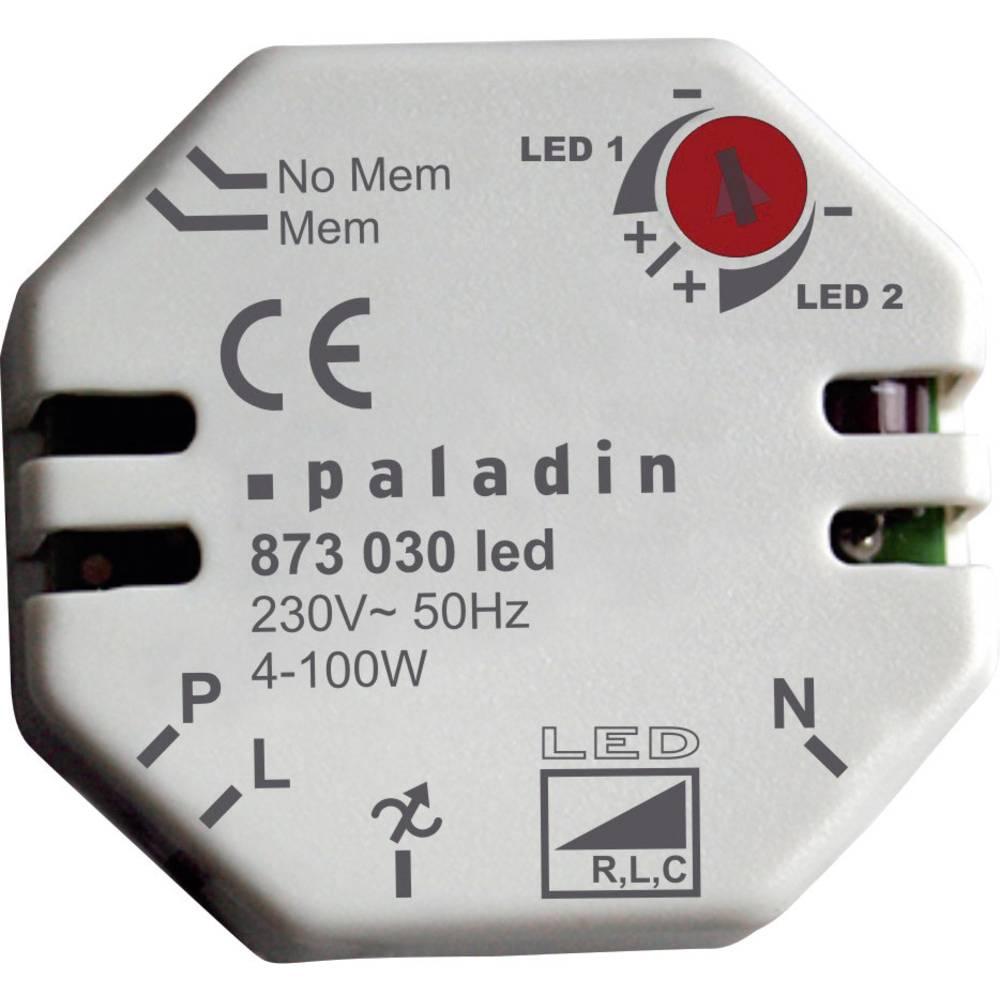 Müller 873030 stmívač pod omítku Vhodné pro svítidlo: LED žárovka bílá