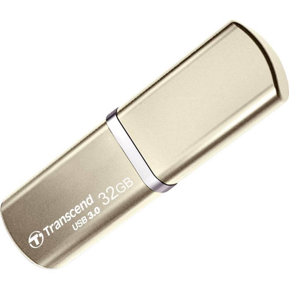 Transcend JetFlash® 820G USB flash disk 32 GB champagne zlatá TS32GJF820G USB 3.2 Gen 1 (USB 3.0)