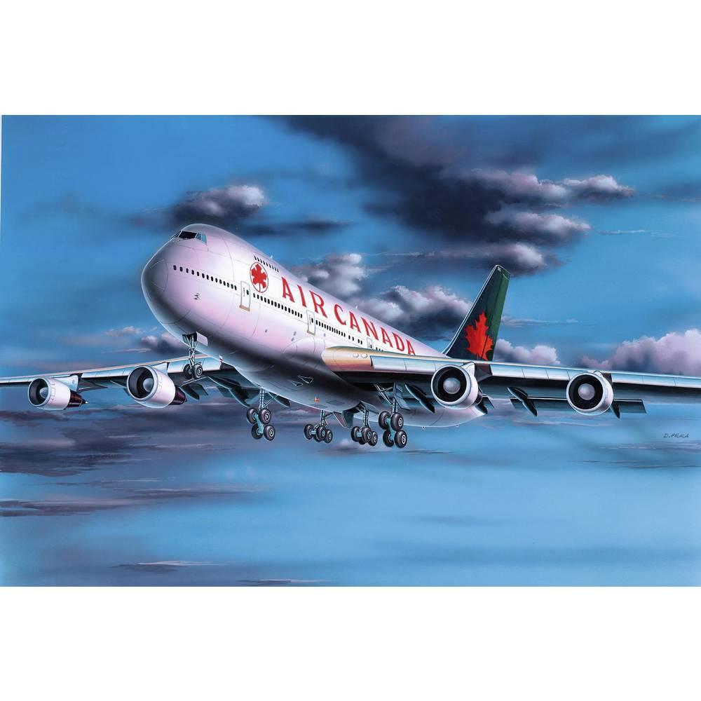 Revell 04210 Boeing 747 - 200 Air Canada model letadla, stavebnice 1:390