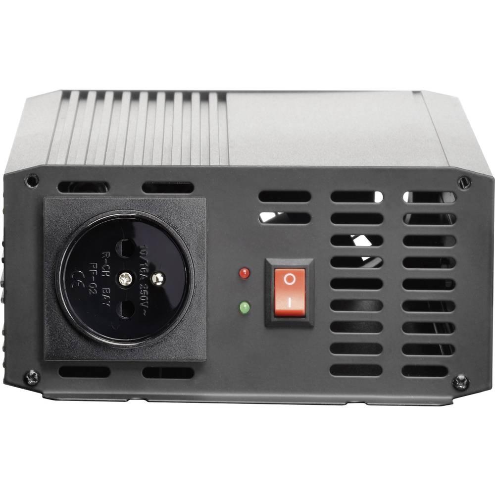VOLTCRAFT měnič napětí PSW 1000-12-F 1000 W 12 V/DC - 230 V/AC