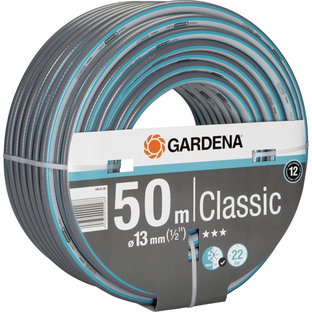 GARDENA 18010-20 13 mm 1/2 palec 50 m šedá, modrá zahradní hadice