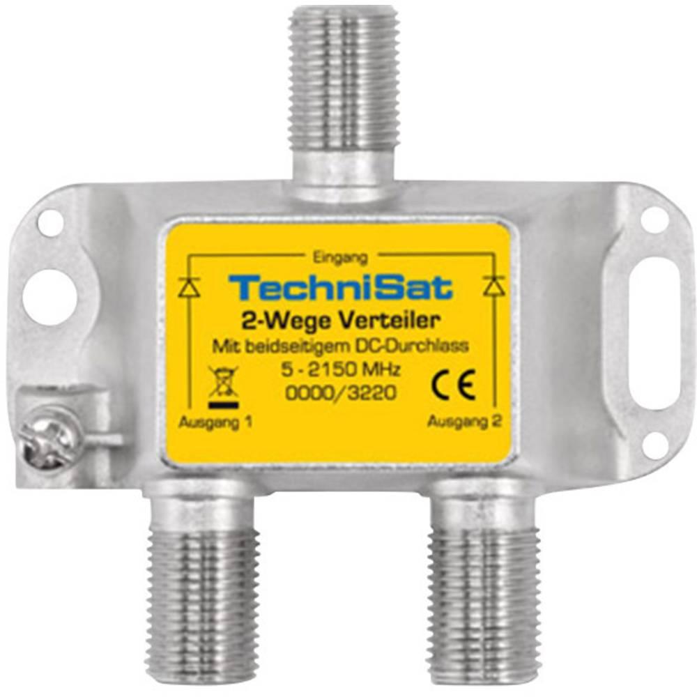 TechniSat 0000/3220 satelitní rozdělovač dvojitý