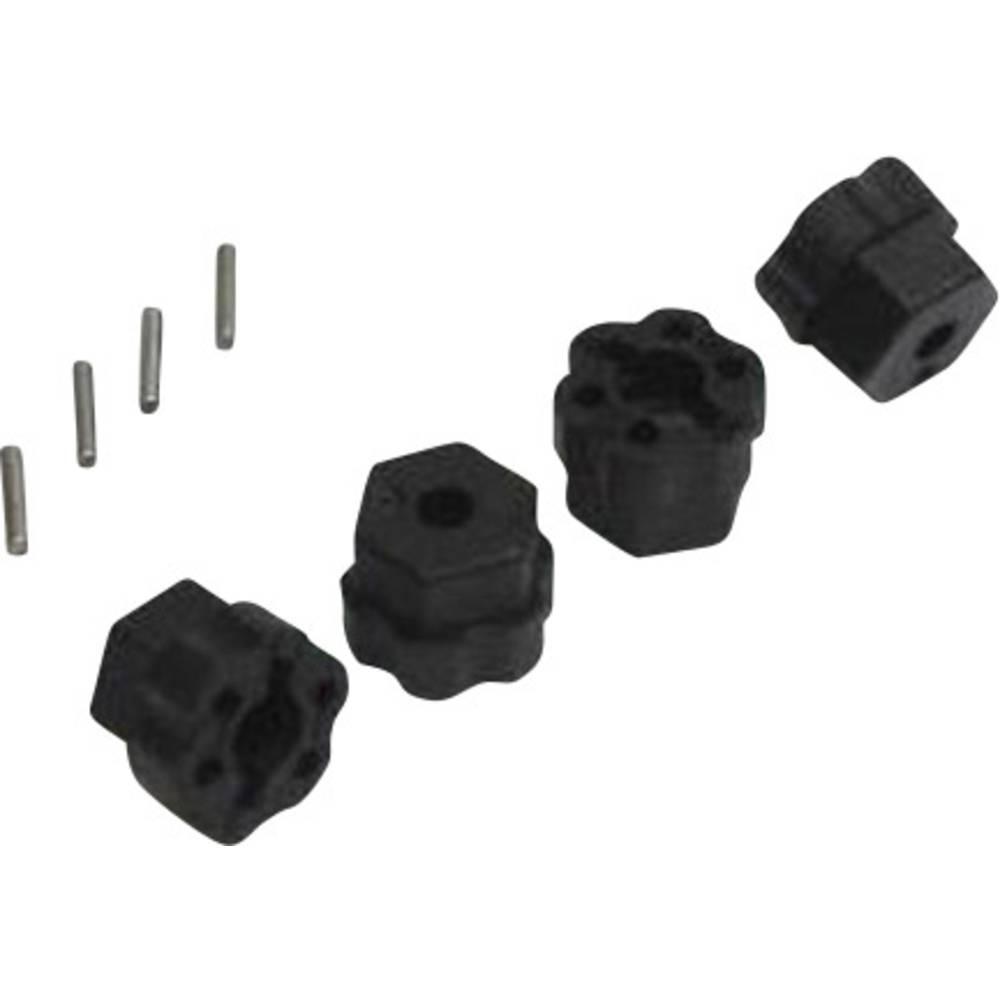 Absima 1230006 náhradní díl unašeč kola 12 mm