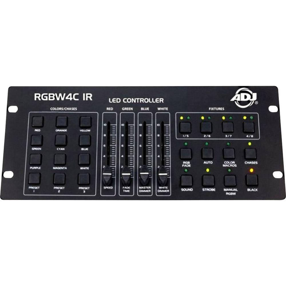 ADJ RGBW4C IR DMX kontrolér 8kanálový