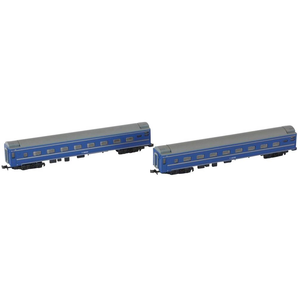 Rokuhan 7297761 2dílná sada osobních vagonů řady 24 (ELM) Dodatková sada