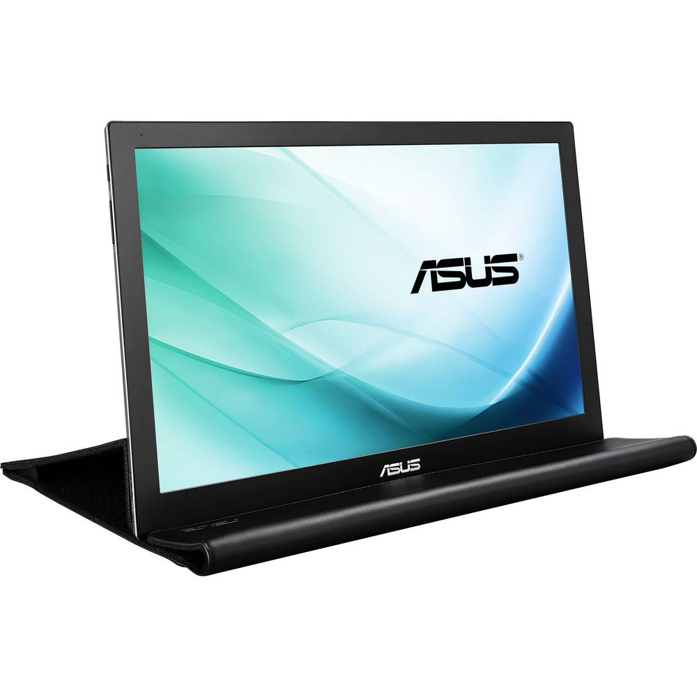 Asus MB169B+ LED monitor 39.6 cm (15.6 palec) Energetická třída (EEK2021) F (A - G) 1920 x 1080 Pixel Full HD 14 ms USB 3.2 Gen 1 (USB 3.0) IPS LED