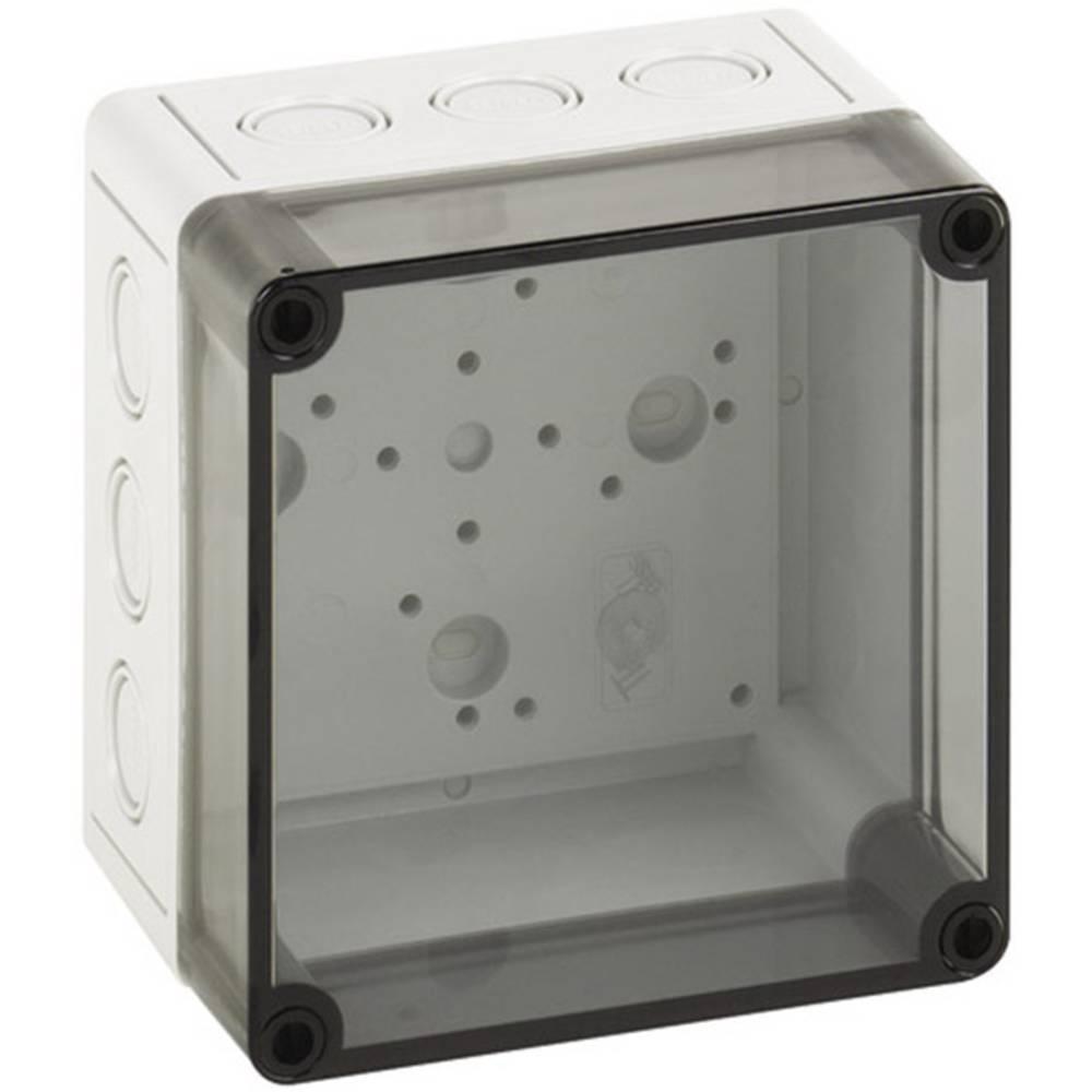 Spelsberg TK PC 1313-10-TM instalační krabička 130 x 130 x 99 polykarbonát světle zelená 1 ks