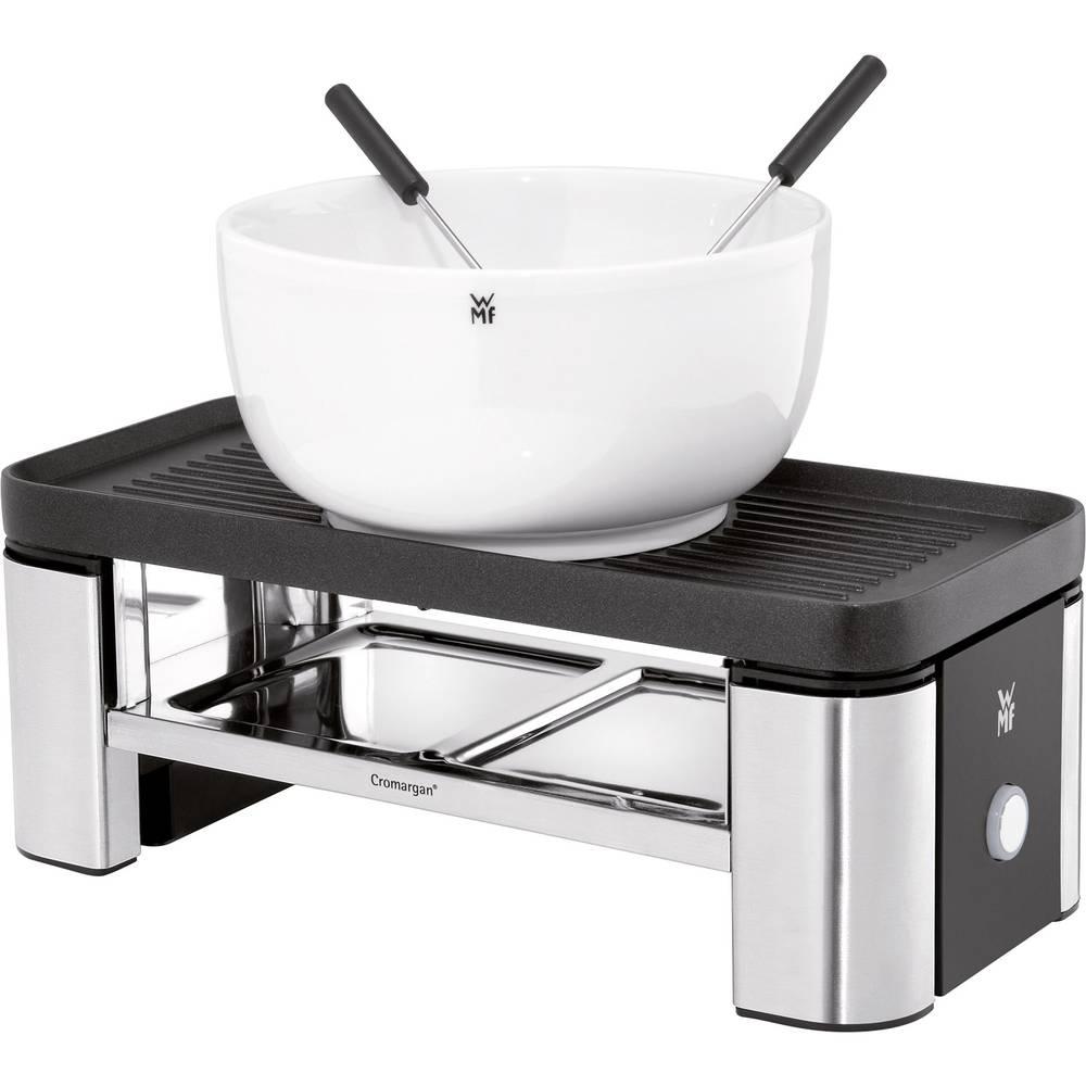 WMF raclette gril funkce grilování Cromargan