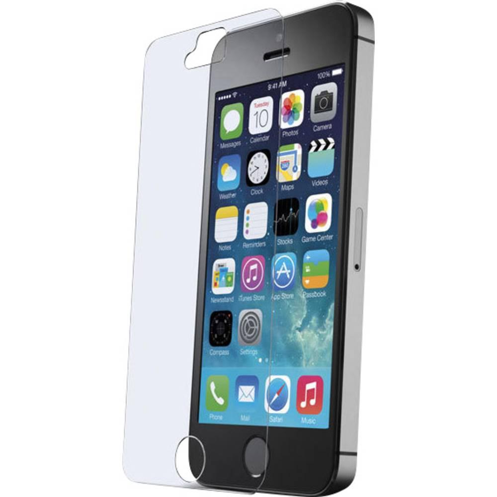 Cellularline HD ochranné sklo na displej smartphonu Vhodné pro: Apple iPhone 5, Apple iPhone 5C, Apple iPhone 5S, Apple iPhone SE 1 ks