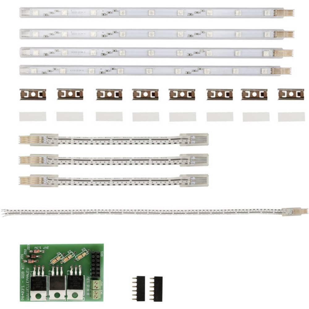 LED osvětlení RGB K8403 Whadda K8403 Vhodné pro 3D tiskárnu velleman Vertex