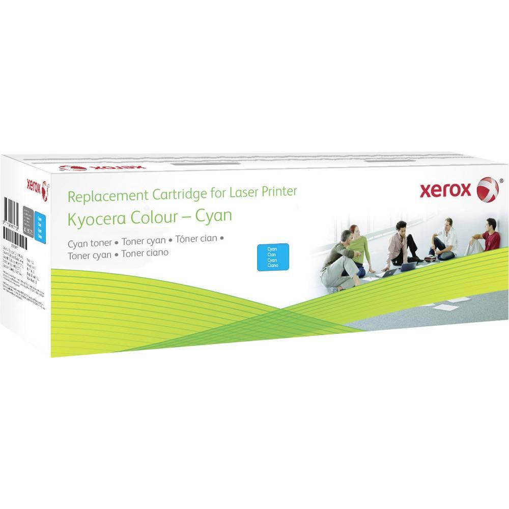 Xerox toner náhradní Kyocera TK-580C kompatibilní azurová 4100 Seiten 006R03310