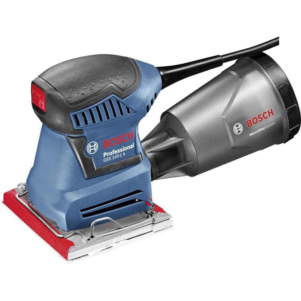Bosch Professional GSS 140-1 A 06012A2100 vibrační bruska 180 W 101 x 113 mm