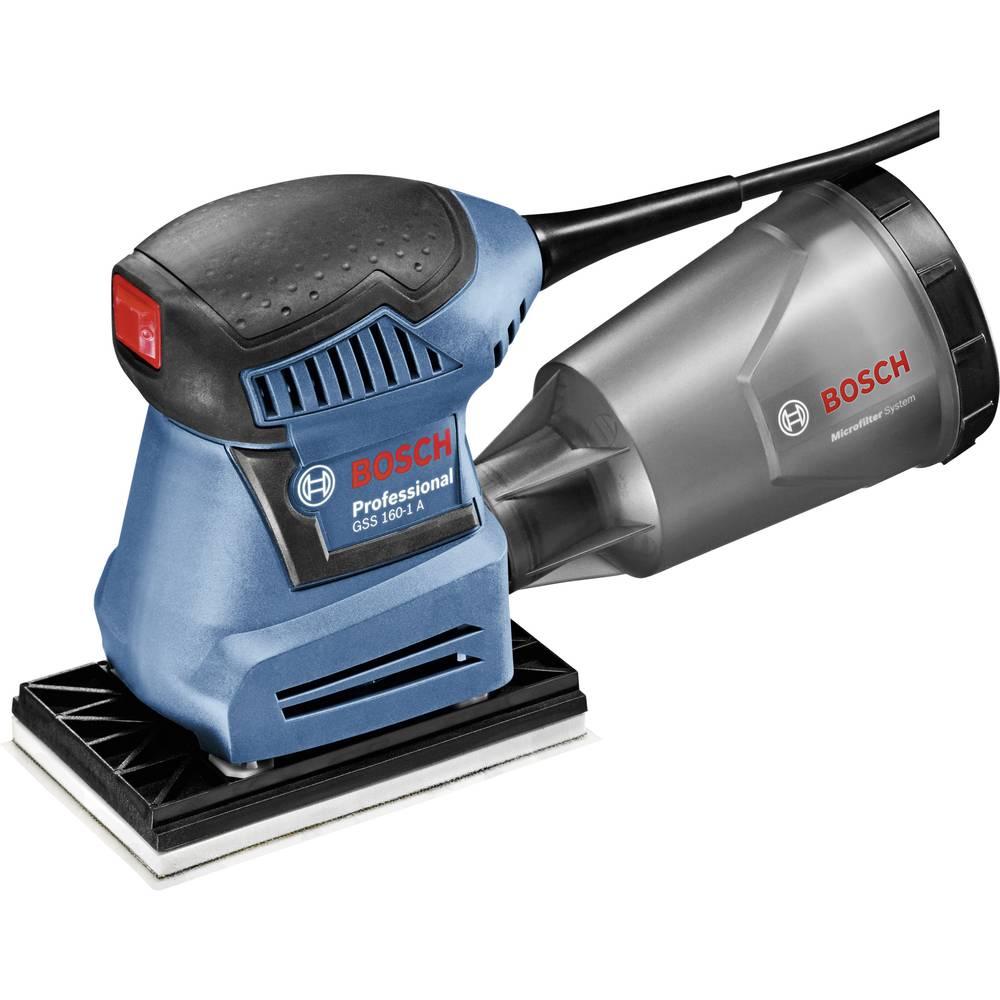 Bosch Professional GSS 160-1 A 06012A2200 vibrační bruska 180 W 80 x 130 mm