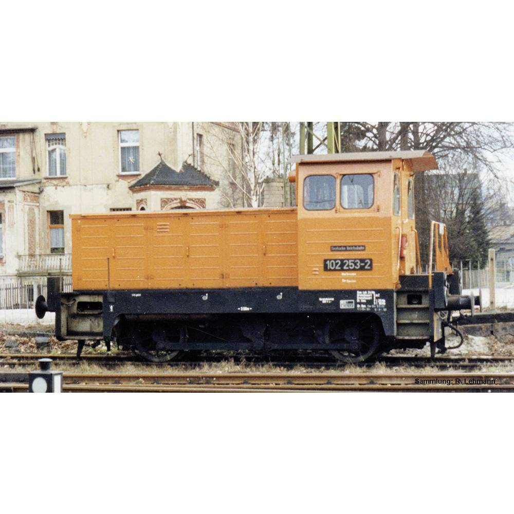 Piko H0 52631 H0 dieselová lokomotiva BR 102.1 Deutsche Reichsbahn