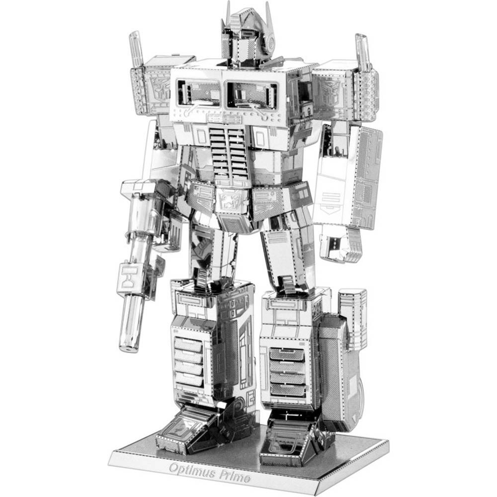 Metal Earth Transformers Optimus Prime kovová stavebnice