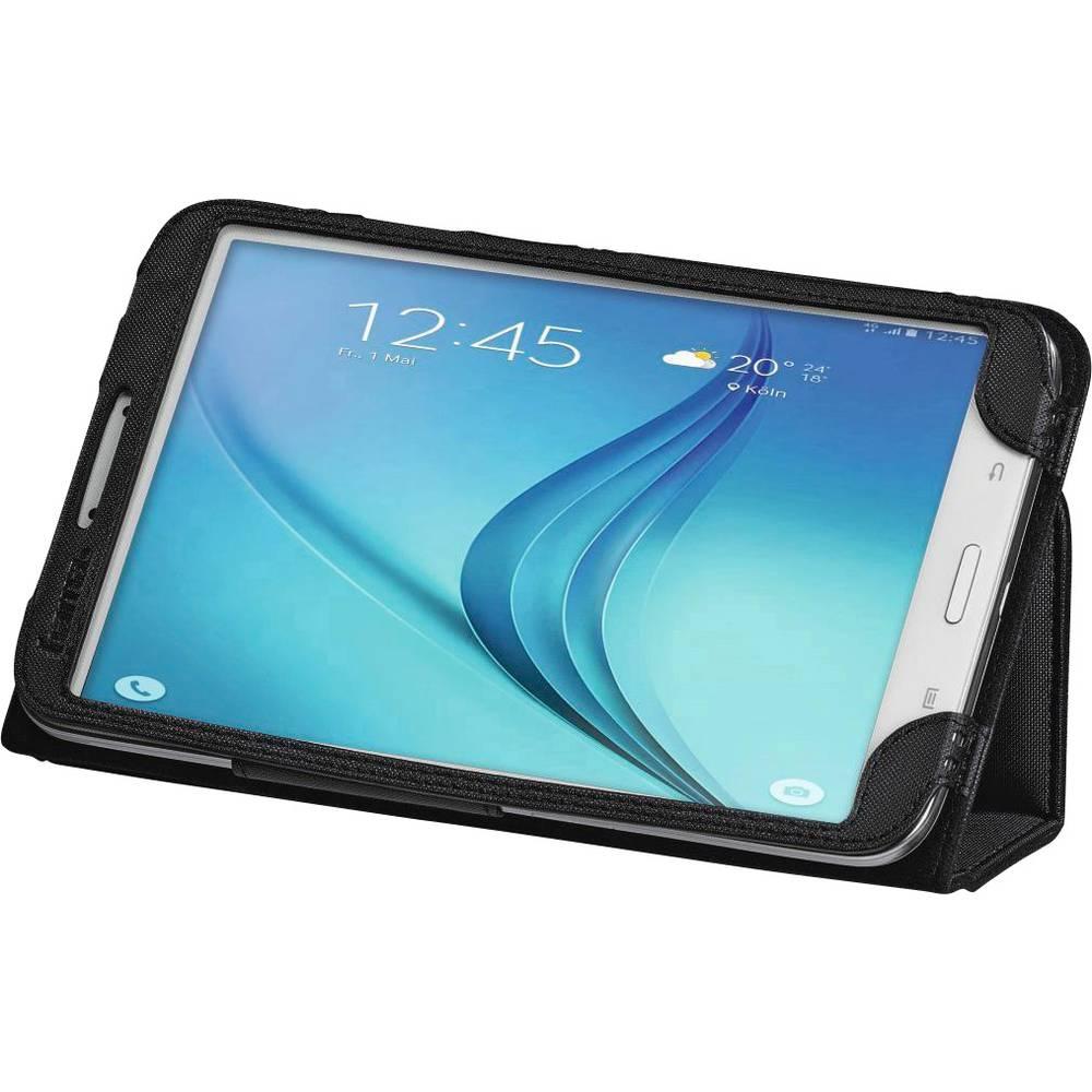 """Hama Portfolio """"Bend"""" für Galaxy Tab A 7.0 BookCase Samsung Galaxy Tab A, Samsung Galaxy Tab A 7.0 černá brašna na tablet, pro konkrétní model"""