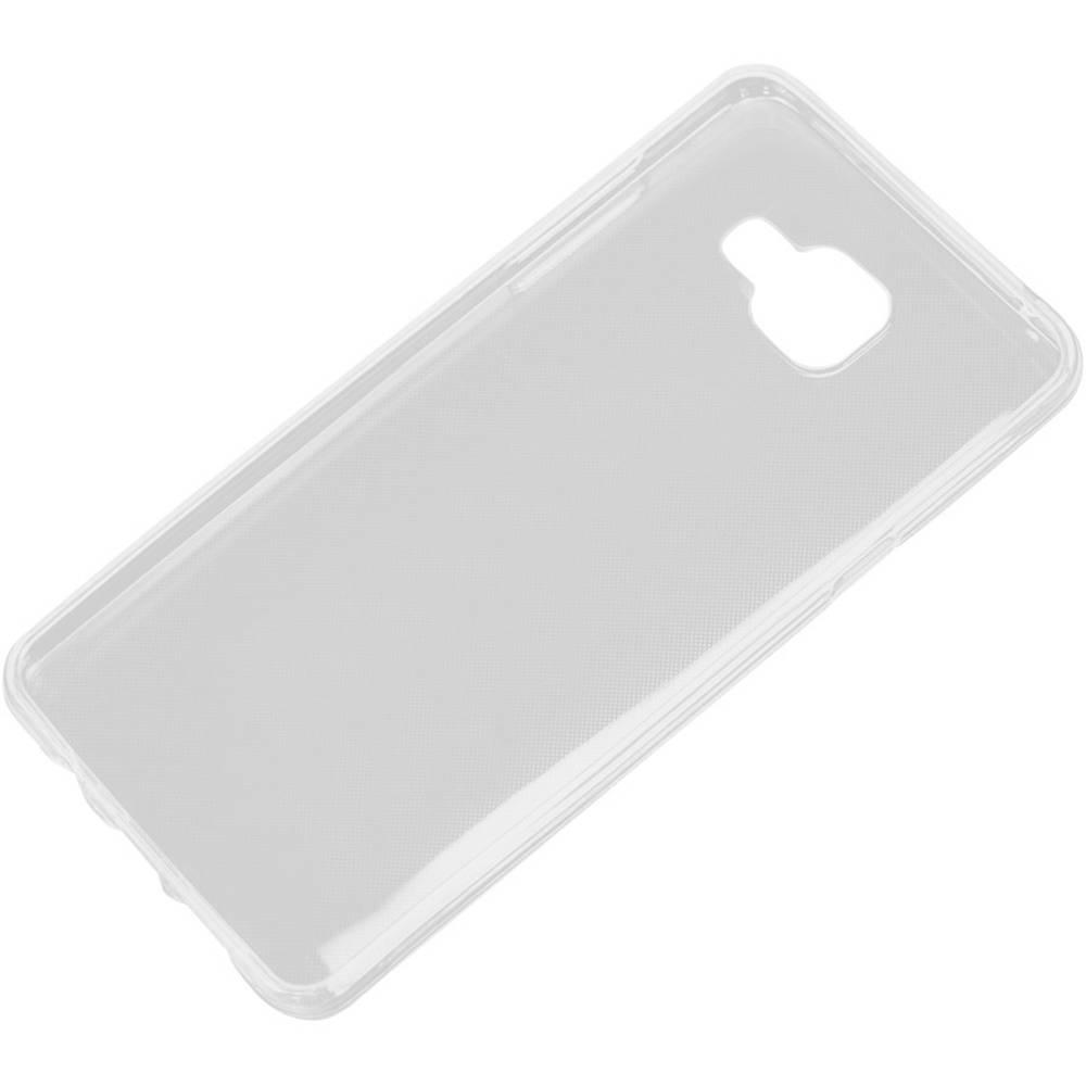 Perlecom zadní kryt na mobil Samsung Galaxy A5 (2016) transparentní