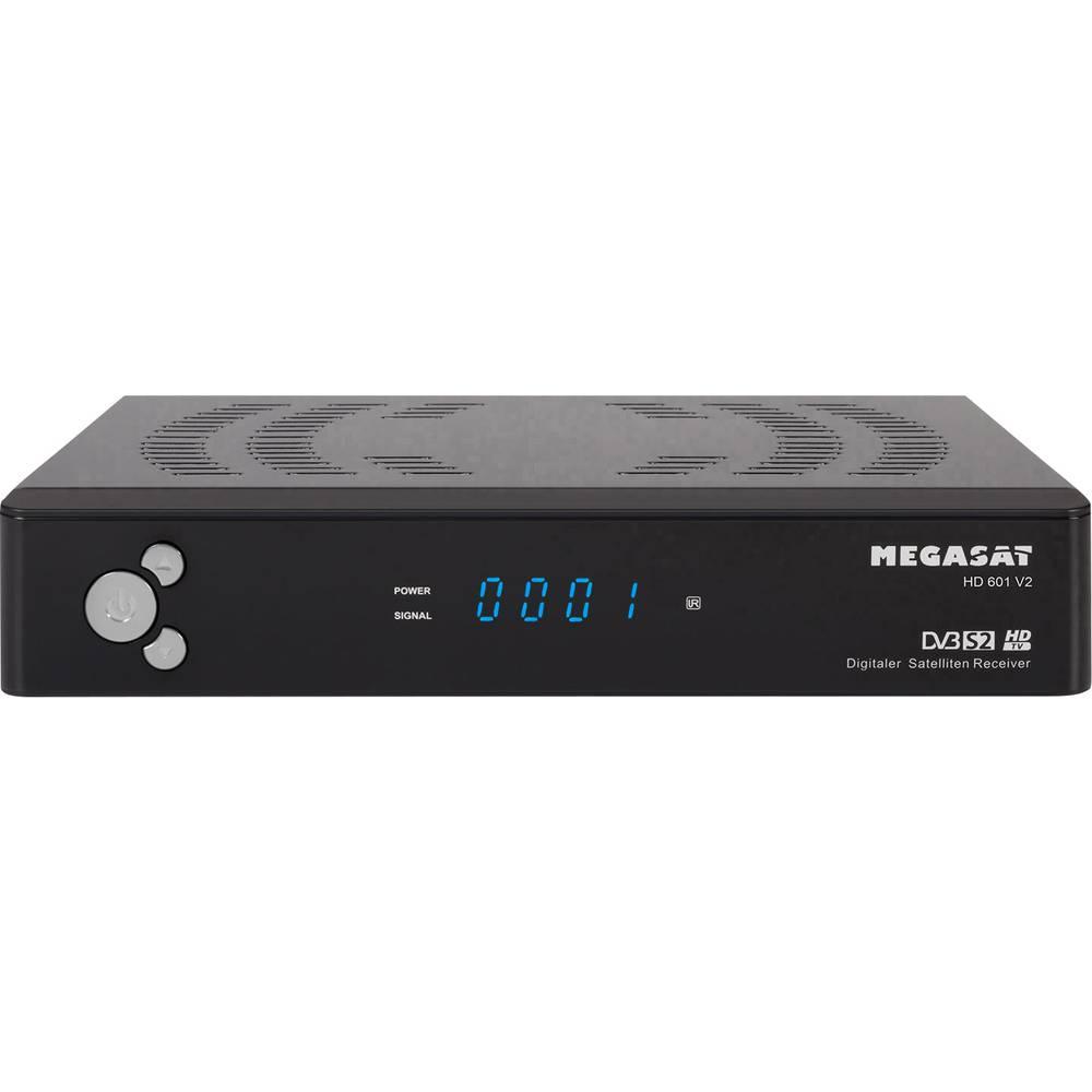 MegaSat HD 601 V3 satelitní HD přijímač přenos přes 1 kabel