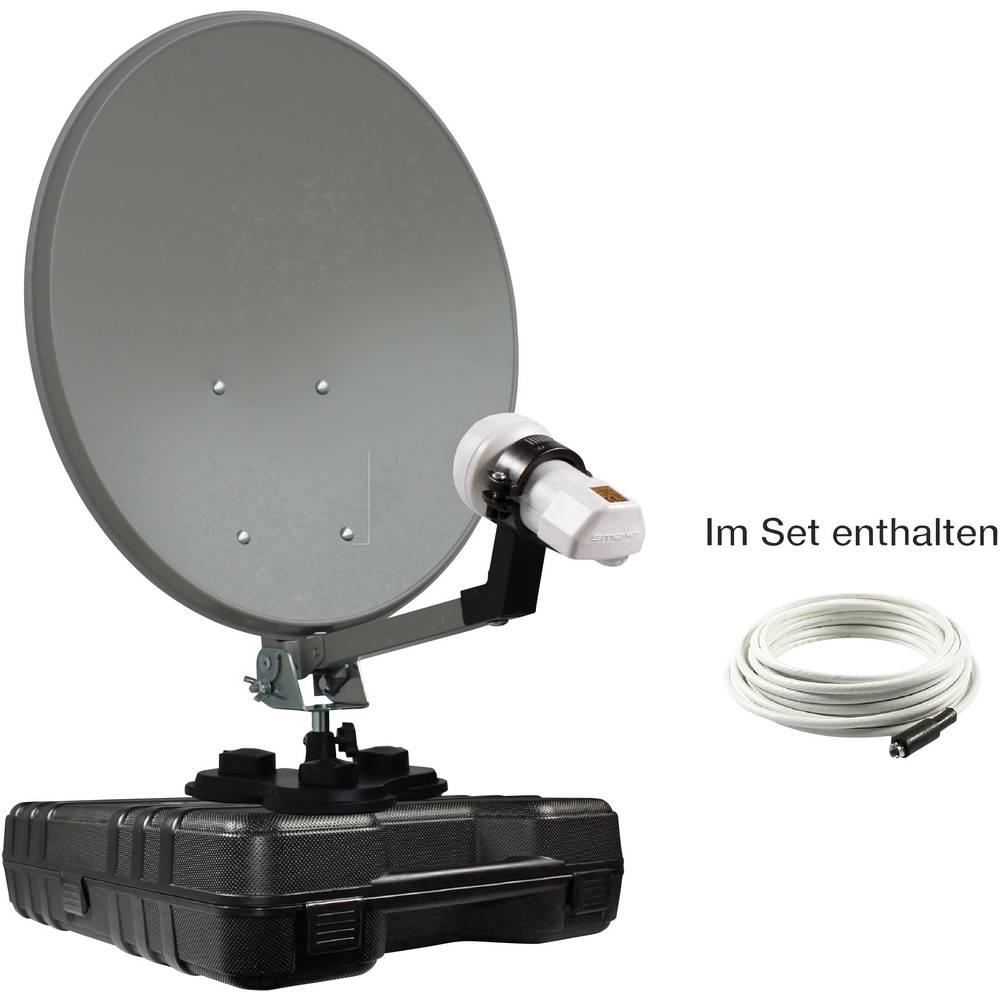 Camp FAVAL HD kempingový satelit s přijímačem