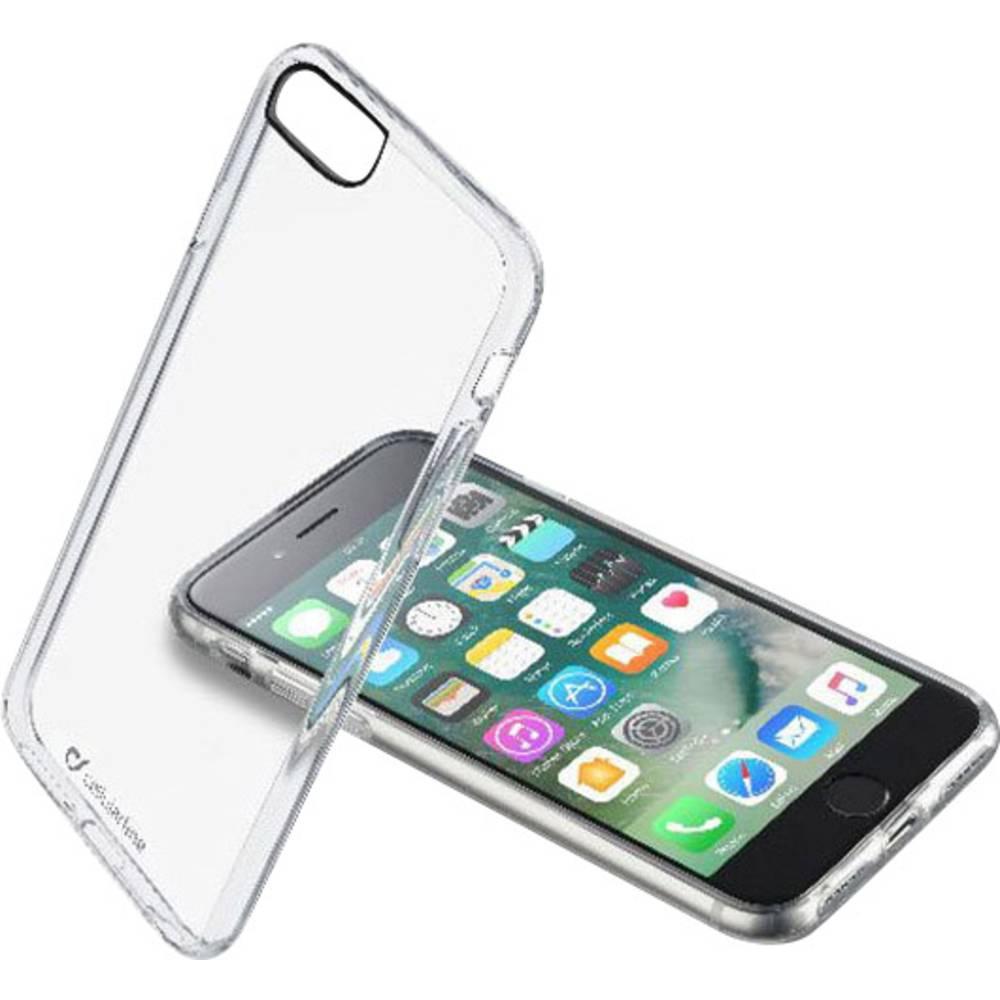 Cellularline Clear Duo zadní kryt na mobil Apple iPhone 7 transparentní