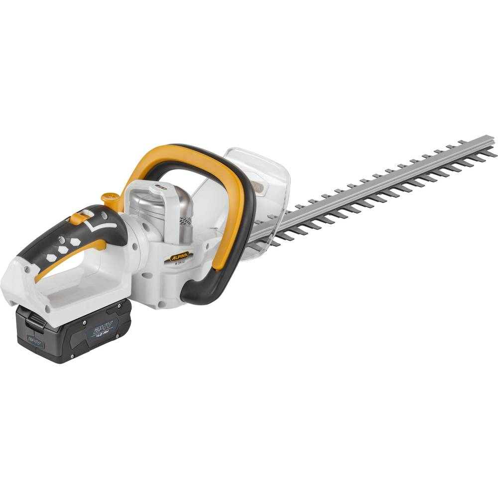 ALPINA Outdoor H 24 Li akumulátor nůžky na živý plot + akumulátor 24 V Li-Ion akumulátor 480 mm