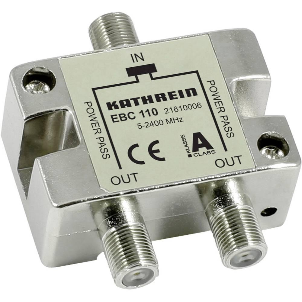 Kathrein EBC 110 satelitní rozdělovač dvojitý 5 - 2400 MHz