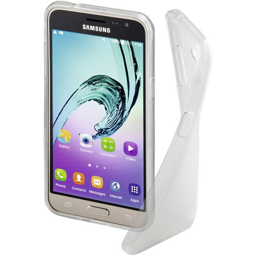 Hama Crystal zadní kryt na mobil Samsung Galaxy J3 (2016) transparentní