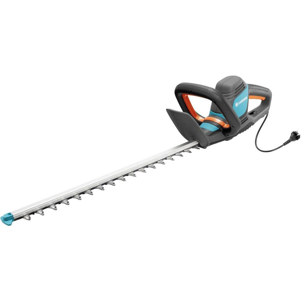 GARDENA ComfortCut 600/55 elektrika nůžky na živý plot s ochranným třmenem 550 mm
