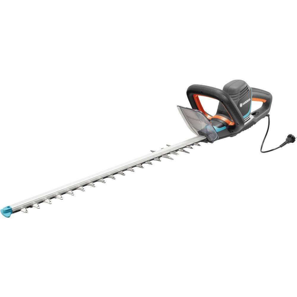 GARDENA PowerCut 700/65 elektrika nůžky na živý plot s ochranným třmenem 650 mm