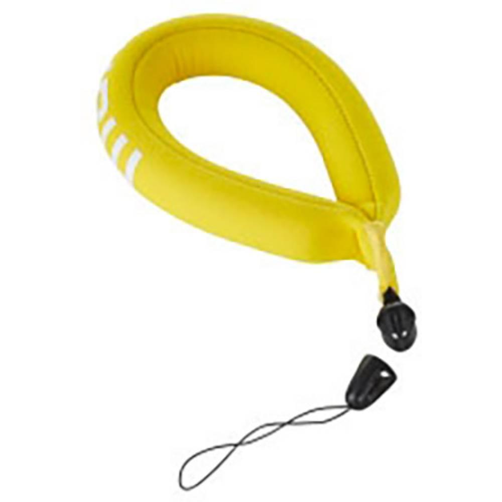 GoPro Dragonne flottante pour jaune vztlaková pomůcka vhodné pro: GoPro, Sony Actioncams, různé akční kamery