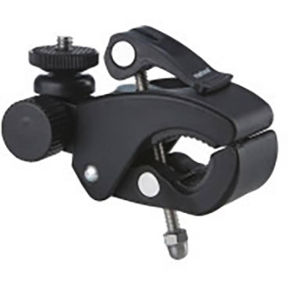 Mantona flexibilní svorkový držák vhodné pro: GoPro, Sony Actioncams, různé akční kamery