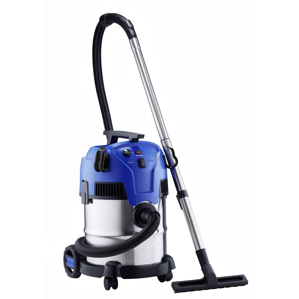 Nilfisk Multi II 22 Inox 18451551 mokrý/suchý vysavač 1200 W 22 l poloautomatické čištění filtru