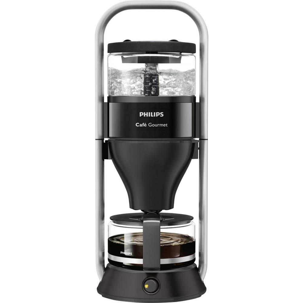 Philips kávovar černá připraví šálků najednou=12