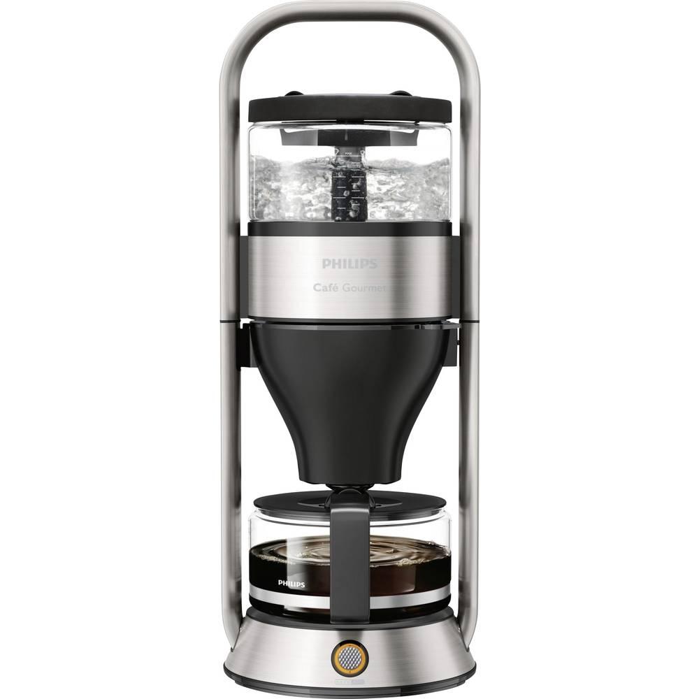 Philips kávovar nerezová ocel připraví šálků najednou=12