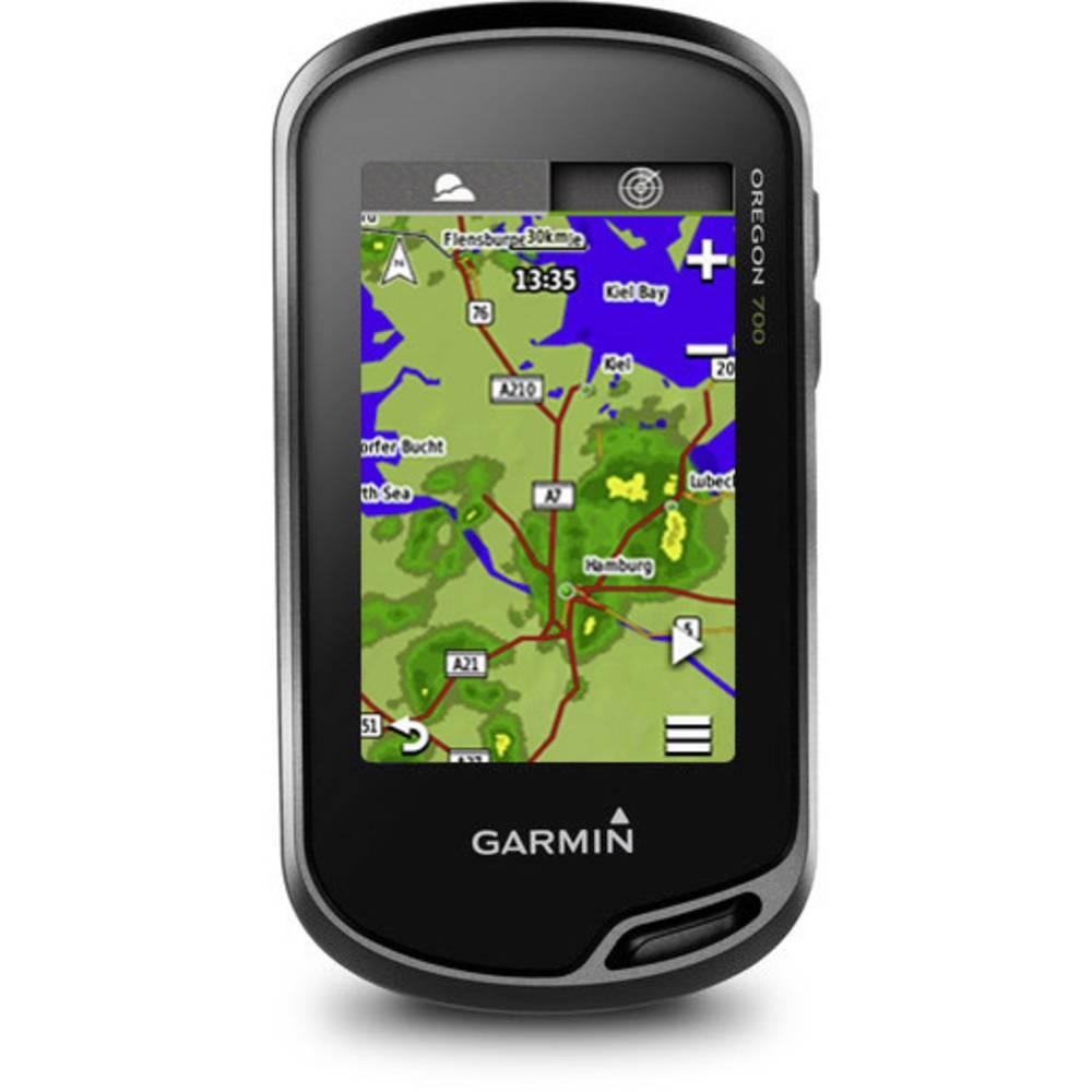 Garmin outdoorová navigace kolo, geocaching, turistika Bluetooth® , GLONASS , GPS , chráněné proti stříkající vodě