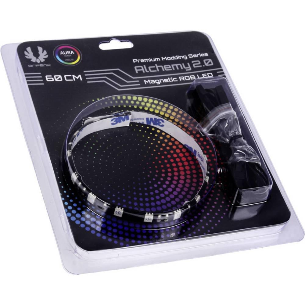 Bitfenix Alchemy 2.0 Magnetic RGB LED pásek do PC 60 cm RGB