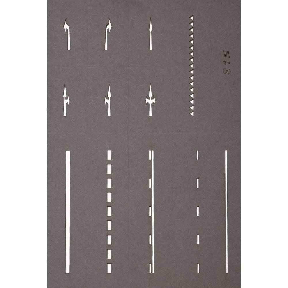 NOCH 34240 N šablony pro silniční značení