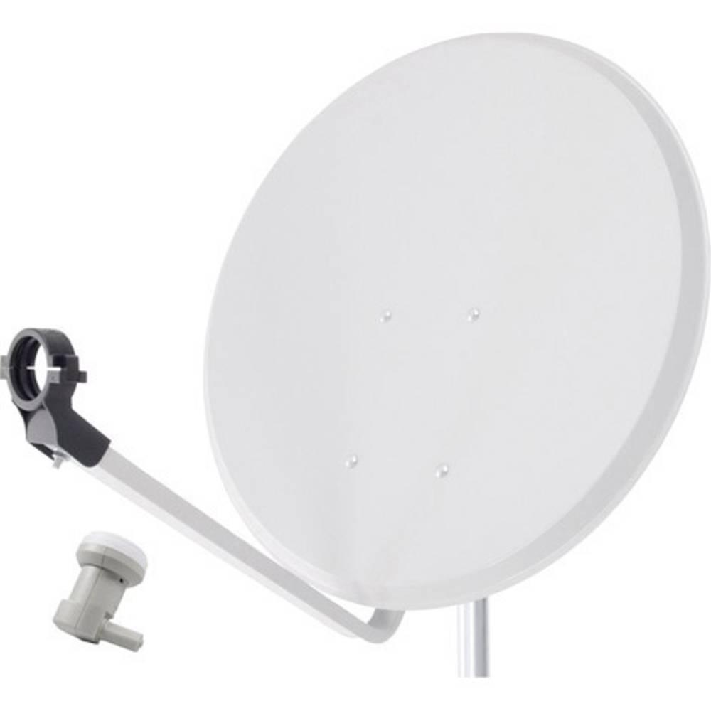 Smart DA-45E satelit bez přijímače Teilnehmer-Anzahl 45 cm