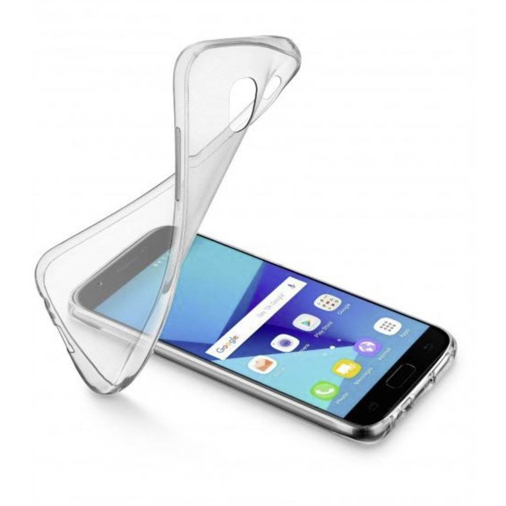Cellularline SOFTGALJ517T zadní kryt na mobil Samsung Galaxy J5 (2017) transparentní