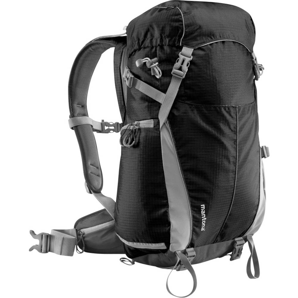 Mantona Outdoor batoh Vnitřní rozměr (Š x V x H)=160 x 260 x 460 mm ochrana proti dešti, přihrádka na tablet