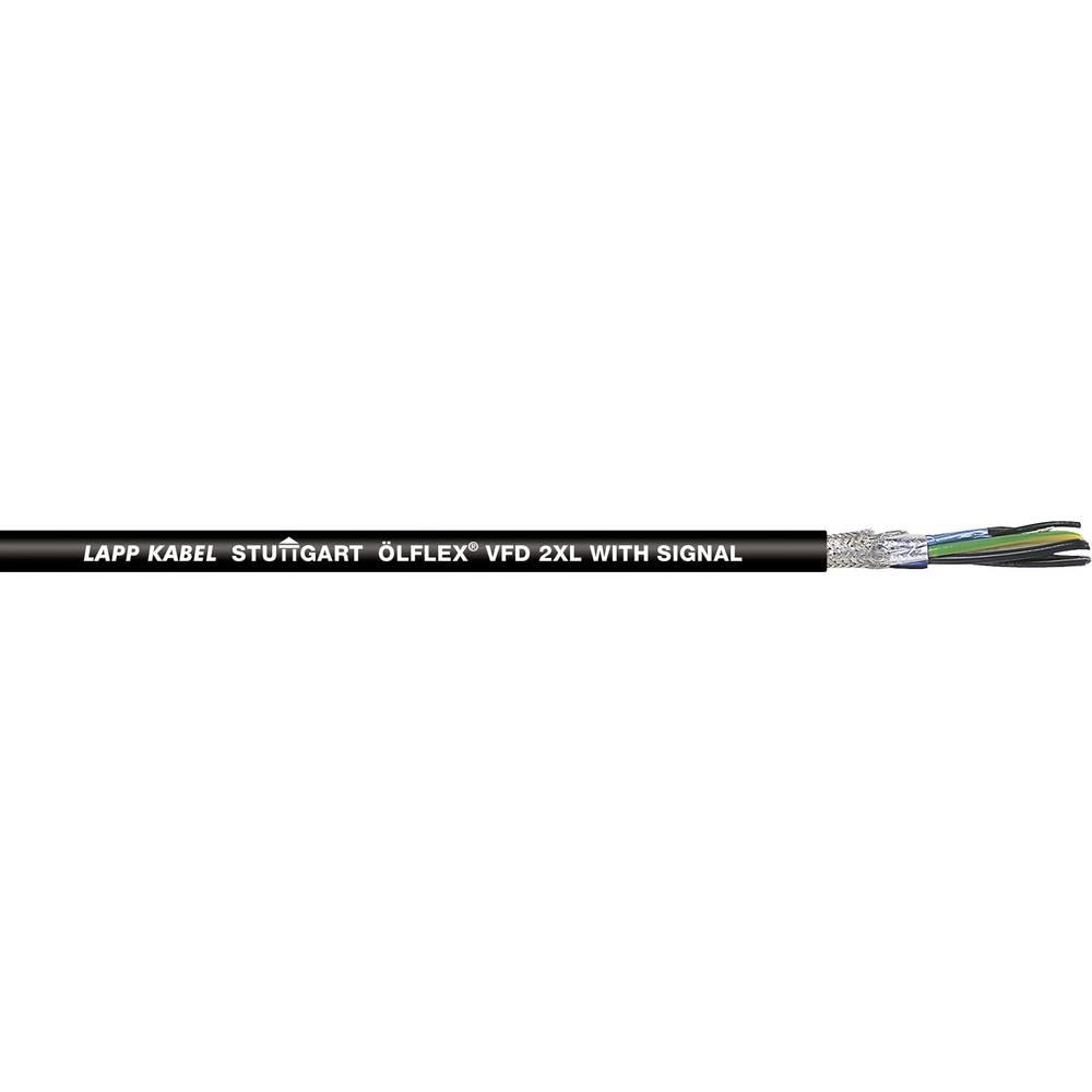LAPP ÖLFLEX® VFD 2XL řídicí kabel 4 G 16 mm² + 2 x 2.50 mm² černá 700715/250 250 m
