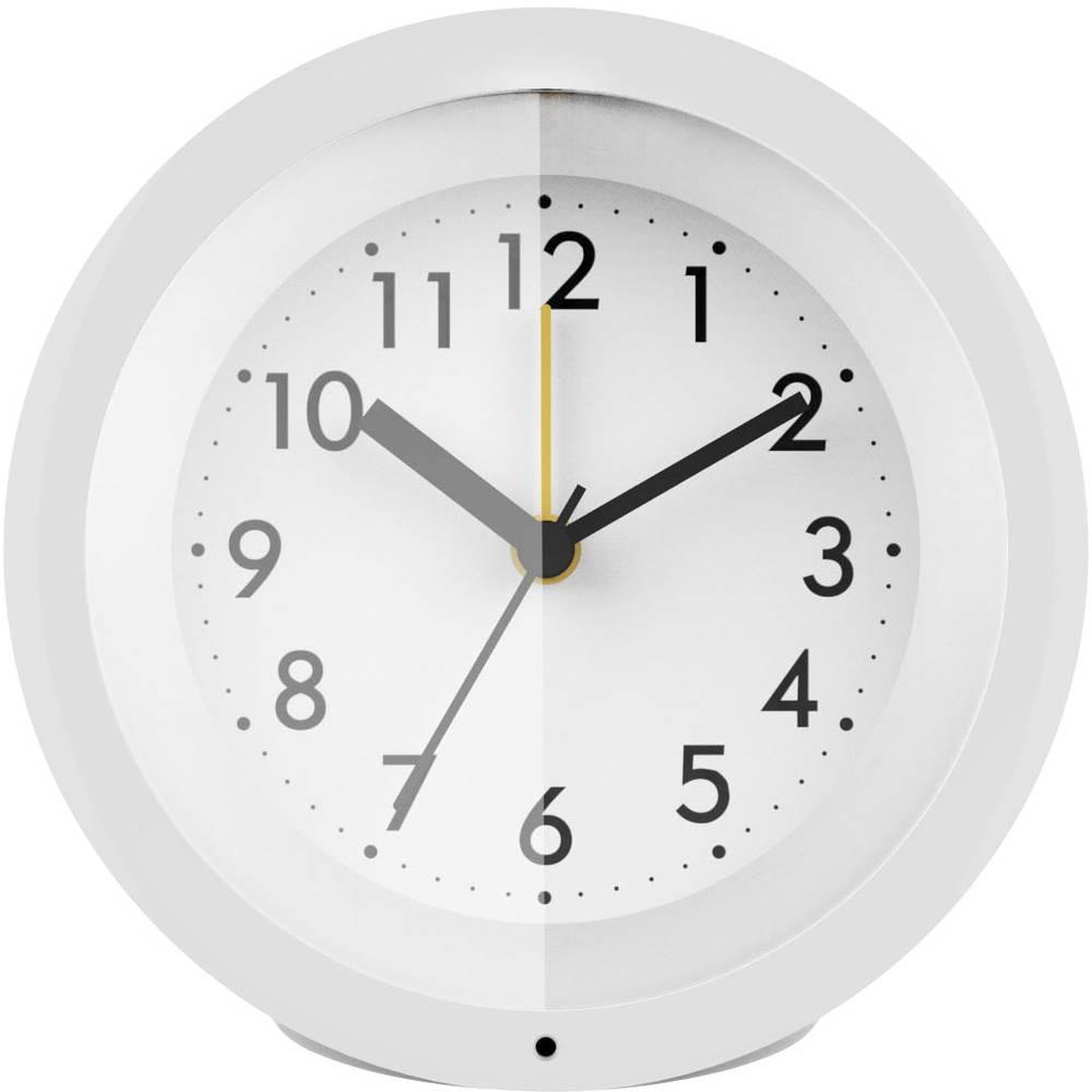 Techno Line Model X budík bílá časů buzení 1