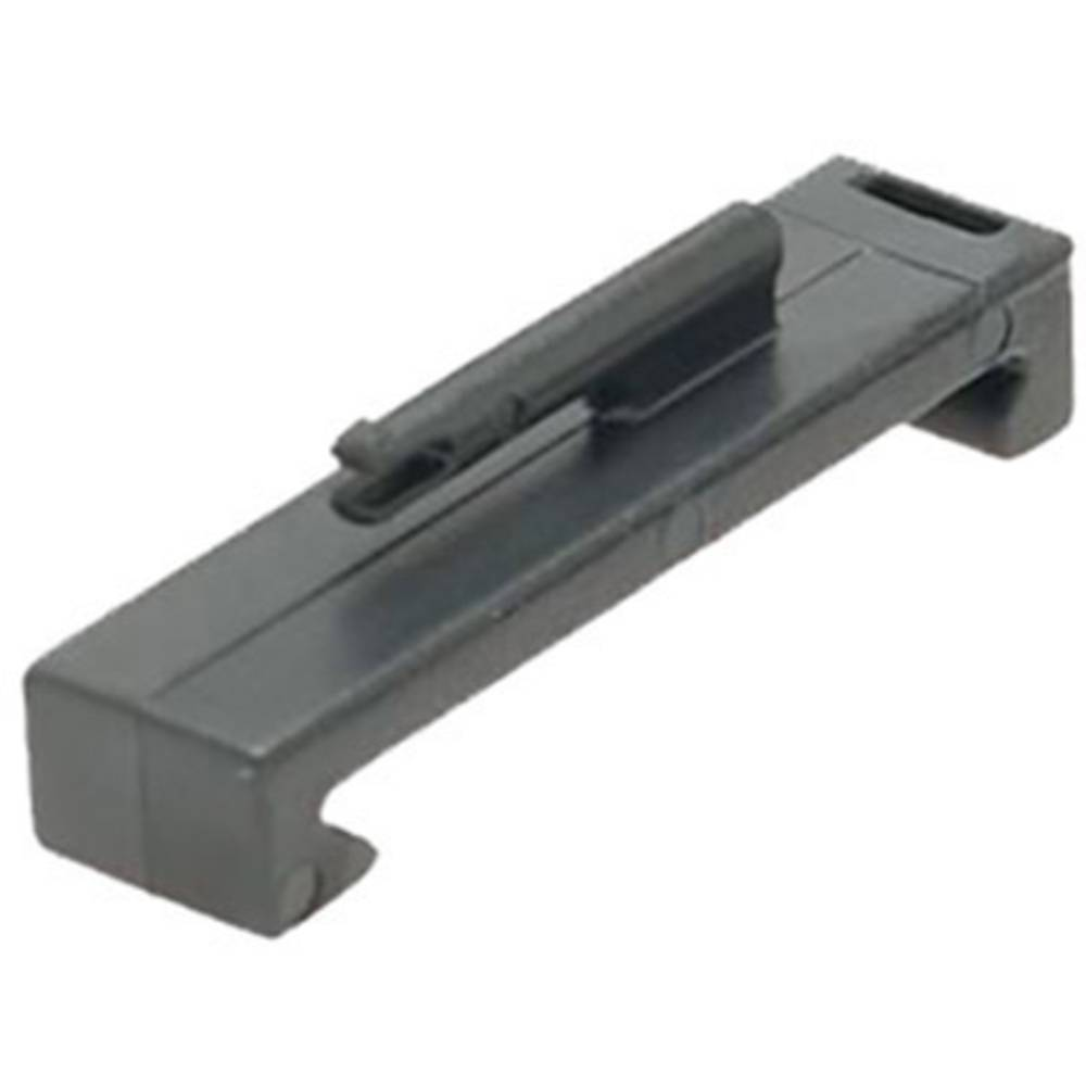 Helukabel 99285 HT Hutschienenclip SW NWalle Klip na DIN lištu pro držák systému černá 1 ks